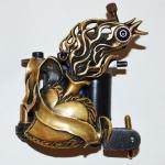 Тату машинка Heart Brass - R.T.E.