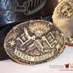 Пряжка Tattoo Forever -