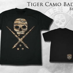 Tiger Camo Black - Sullen