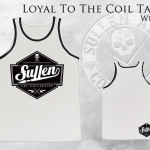 Loyal To The Coil Tank White - Sullen