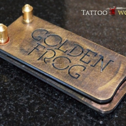 Педаль для тату машин Golden Frog
