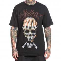 Футболка MULLINS BADGE 2 TEE - Sullen