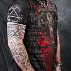 Футболка Blood Ritual - Sinner