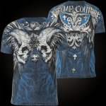 SKU X1250 Футболка SILENT SCREAM S/S TEE - Xtreme Couture
