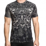 Футболка HADES NOTCHED VNECK - Xtreme Couture