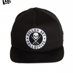 Бейсболка STAPLE SNAPBACK BLACK