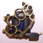 Тату машинка Knuckle Brass - R.T.E.