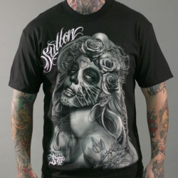 Футболка Querida Muerta (Sullen Clothing)