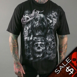 Футболка Divinity (Sullen Clothing)