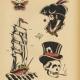 Стиль татуировки «Old School»