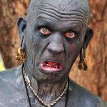 Самый татуированный человек на планете Земля